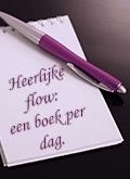 Heerlijke flow: een boek per dag.