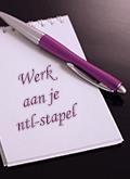Werk aan je ntl-stapel