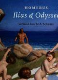 Ilias en odyssee cover