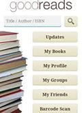 de goodreads app
