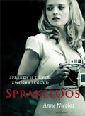 sprakeloos cover