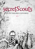 secret scouts en de verloren leonardo cover