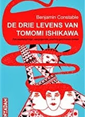 de drie levens van tomomi ishakawa cover