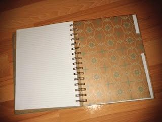 mijn notitiblok
