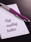 tag reading habits