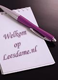 Welkom op Leesdame.nl