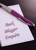 Boek Blogger Enquete