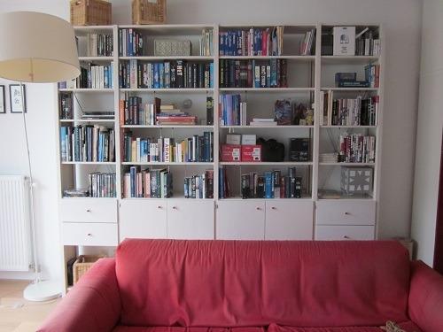 boekenkast geheel