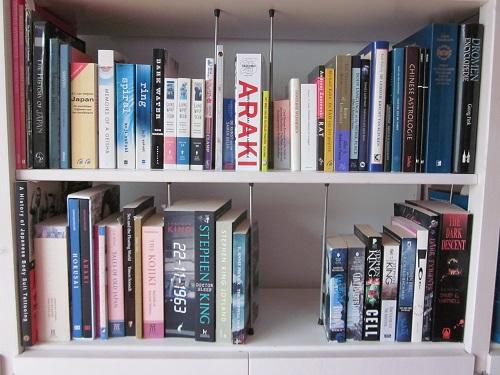 boekenkast dromen