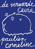 De verwarde cavia cover