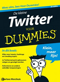 De kleine twitter voor dummies cover
