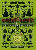 Secret Scouts en de vermiste president cover