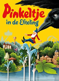 Pinkeltje in de Efteling cover