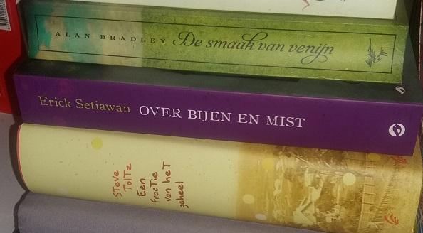 #50books welk boek springt eruit