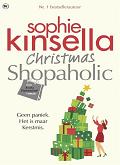 Christmas shopaholic cover
