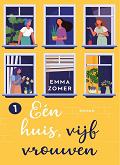 een huis vijf vrouwen cover