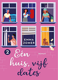 een huis, vijf dates cover