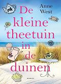 De kleine theetuin in de duinen cover